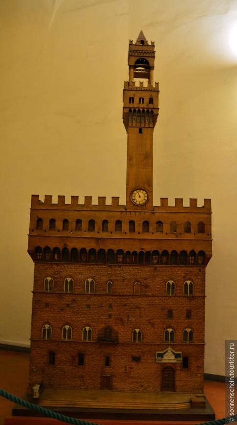 Монументальный дворец Палаццо Веккьо – это не просто одна из достопримечательностей Флоренции, а важный символ города, его политической жизни.