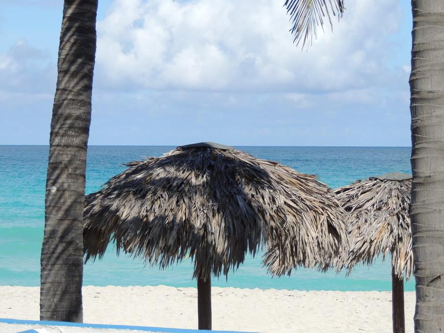 Пляж отеля  Punta Blanca