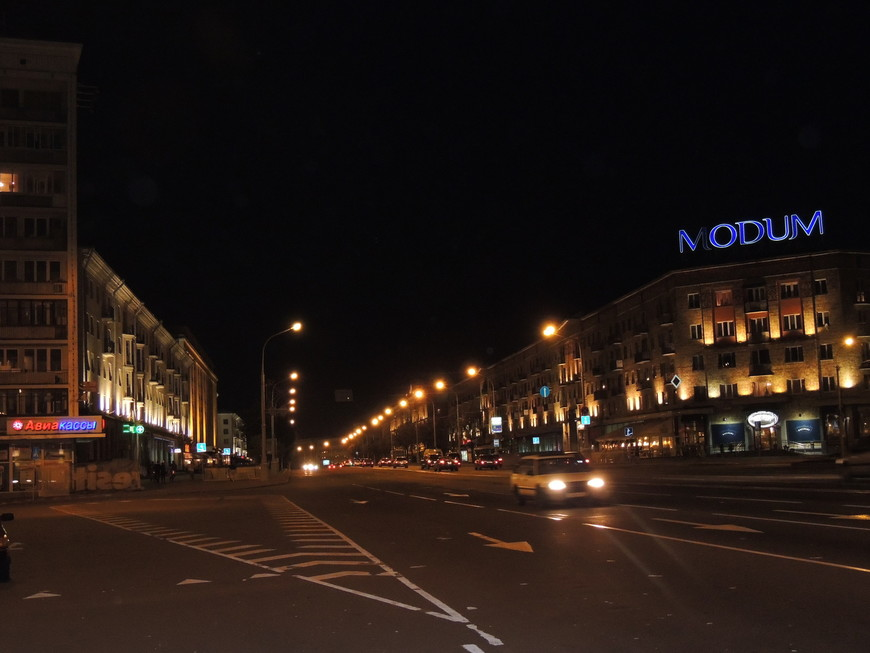 Вечерний Минск! Покататься по ночному Минску  надо обязательно!