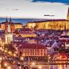 Все красоты Златой Праги. Большая обзорная авто-пешеходная экскурсия.  Вечерняя Прага. Экскурсии с частным индивидуальным гидом по Праге.