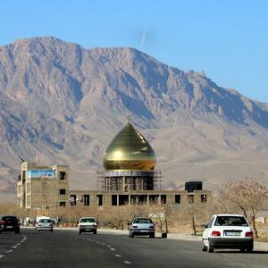 Мои первые впечатления о городе Кашан (Иран)