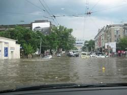 Наводнение в Ростове-на-Дону: есть жертвы