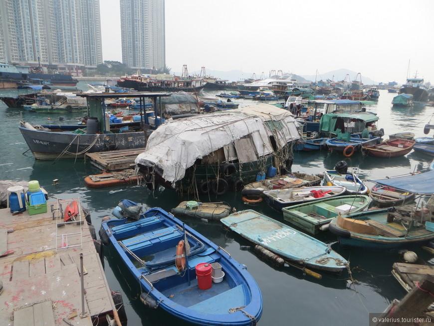 незабываемые впечатления от нетуристического Гонконга...