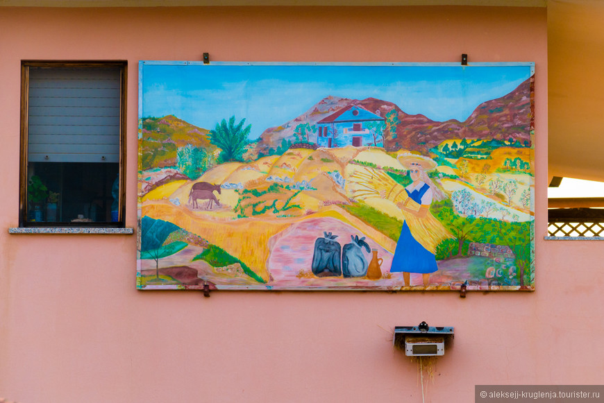 Живописная картина о радостях местной жизни