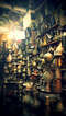 Восточный базар — от пахлавы до бирюзы