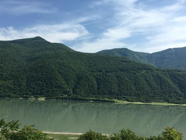 Грузинское водохранилище