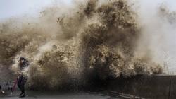 В Китае ожидают супертайфун