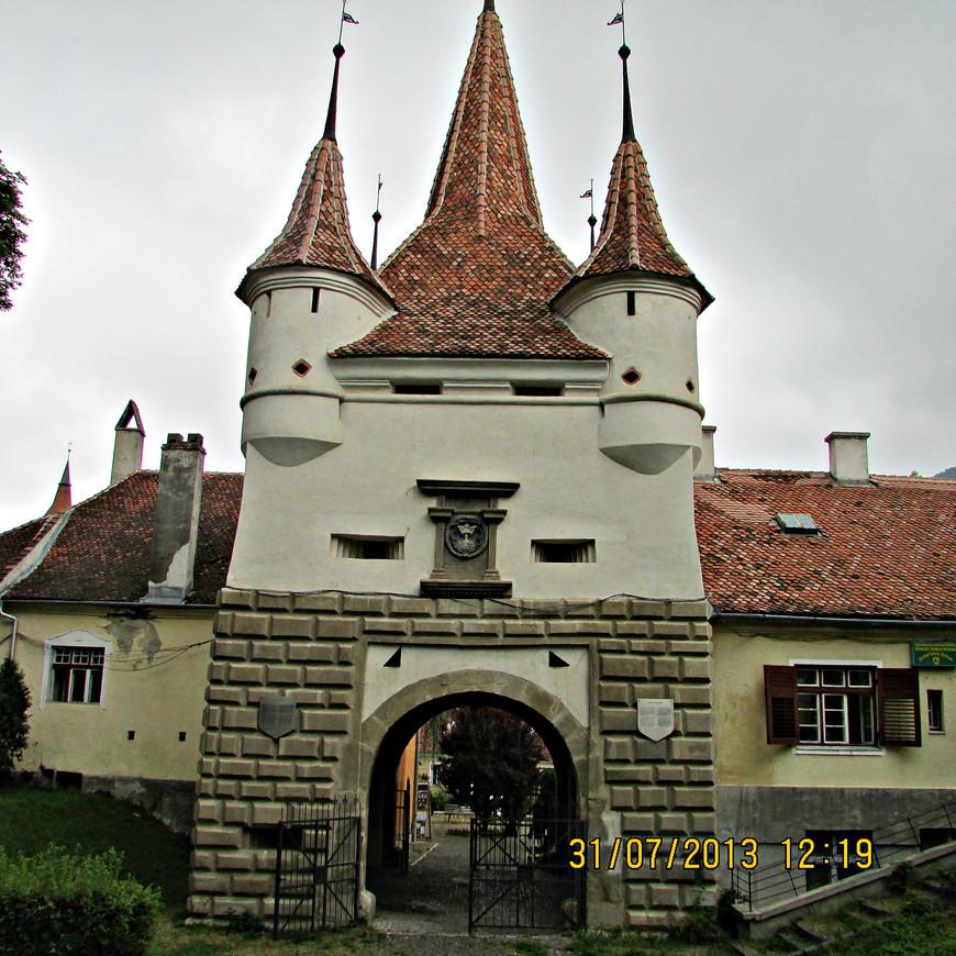 Ворота св. Екатерины.