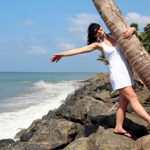 Первые дни в Шри Ланке