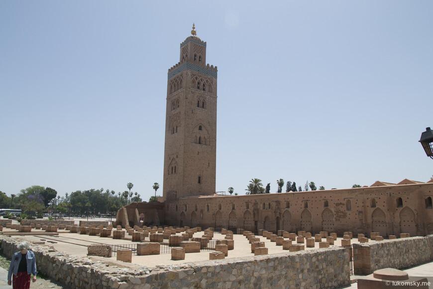 Мечеть Кутубия. Марракеш