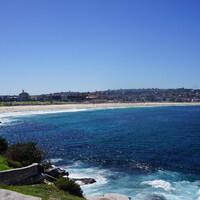 Bondi Beach без фотошопа, это надо просто обязательно увидеть!