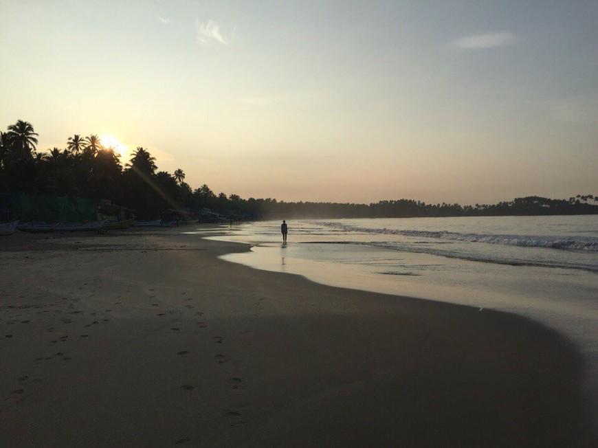 Пляж Палолем.  Один из самых красивейших пляжей, известный как «Paradise Beach»