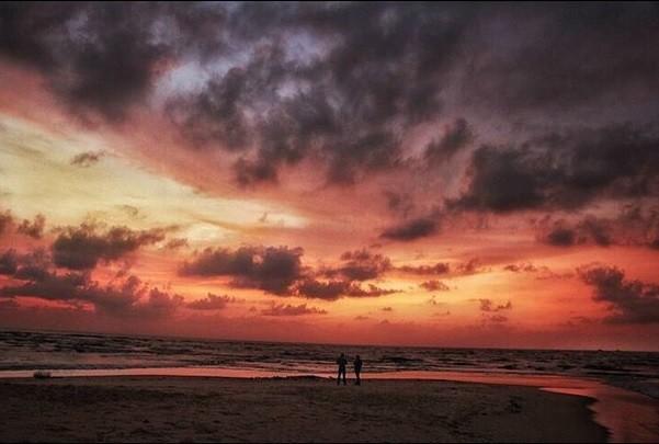Пляж Морджим.Гоа