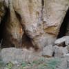 Вход в Птичью пещеру