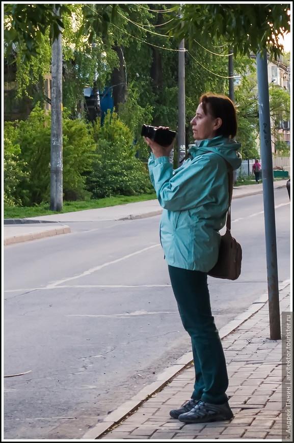 """Туристер за работой. Результаты можно увидеть тут <noindex><noindex><a href=""""https://www.tourister.ru/go?url=https://www.youtube.com/user/ala1824"""" class=""""ext_link"""" target=""""_blank"""">https://www.youtube.com/user/ala1824</a></noindex></noindex> . Правда с видеокамерой обычно работаю я. Так что это редкий кадр."""