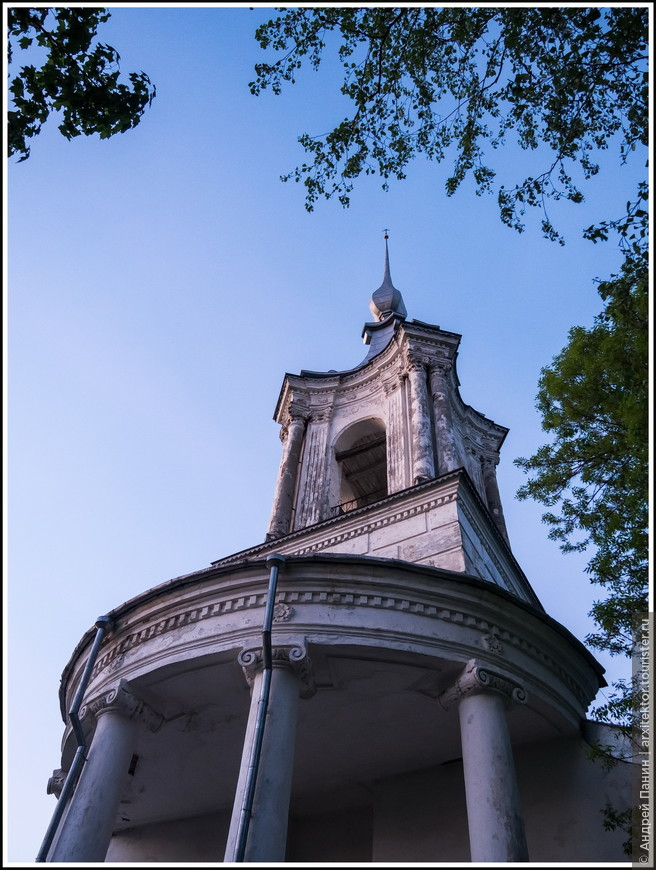 Церковь Варлаама Хутынского.