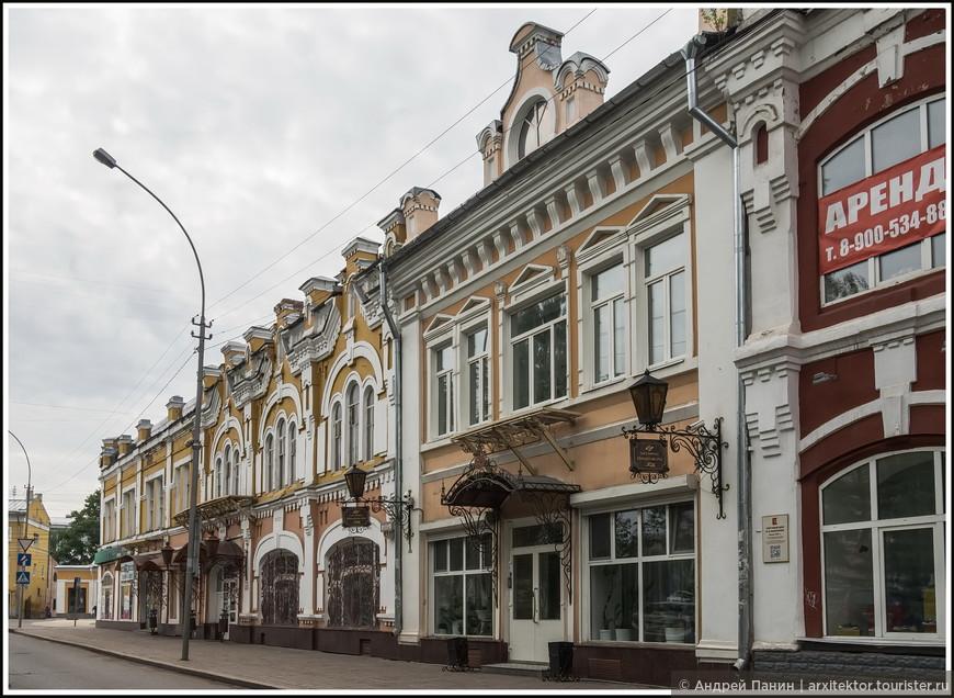 Примерно так и представлялись небольшие уютные российские провинциальные города.