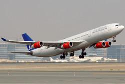 Самолёт SAS вынужденно сел в Новосибирске из-за разгерметизации