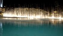 Поющие фонтаны Дубая ,Ноябрь2014, 04:54