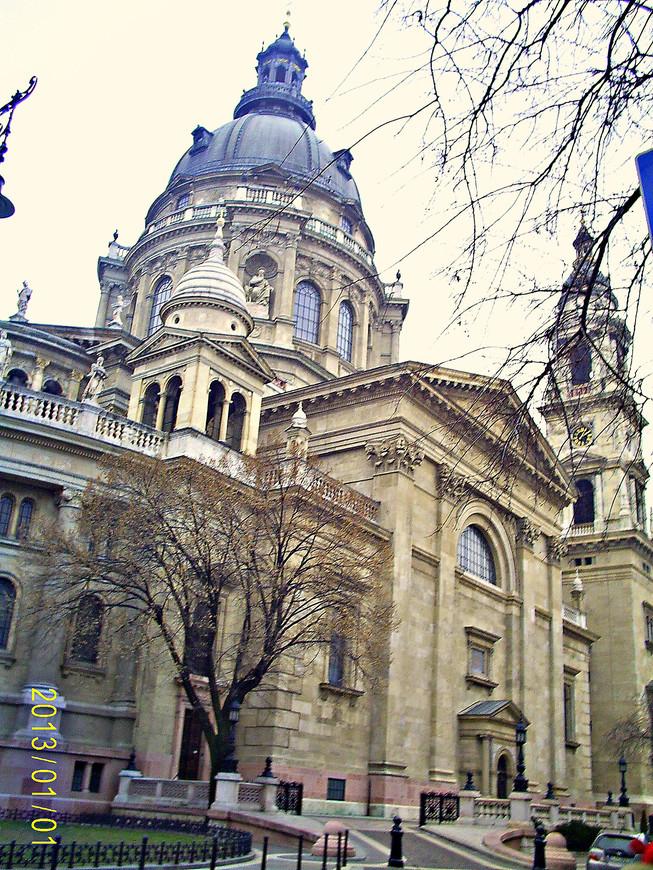 0040. Базилика св. Иштвана - главный храм Венгрии.JPG