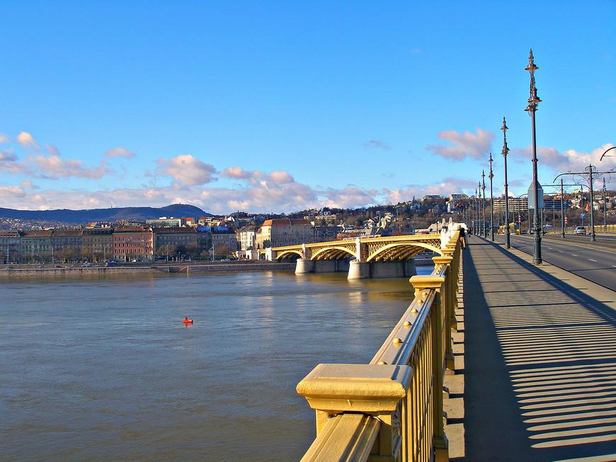 Мост Маргит.