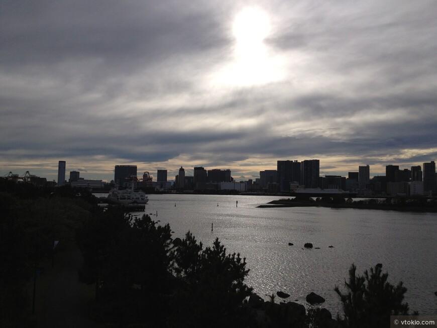 Токийский залив.