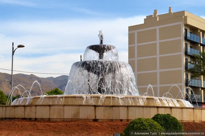 Вода - главное сокровище Альмерии