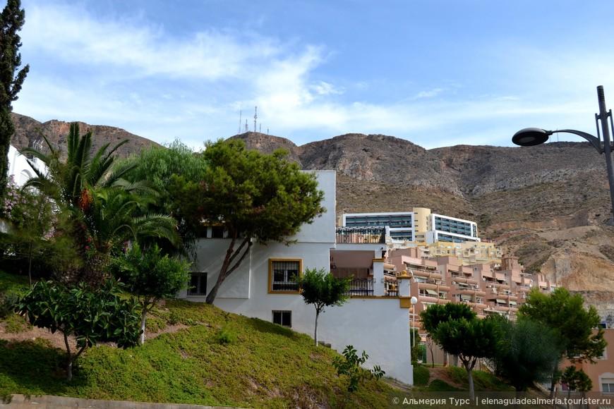 Апартаменты с видом на порт Агуадульсе