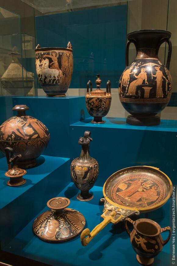 Золотые времена расцвета искусства классической Греции окончились со смертью Александра Македонского