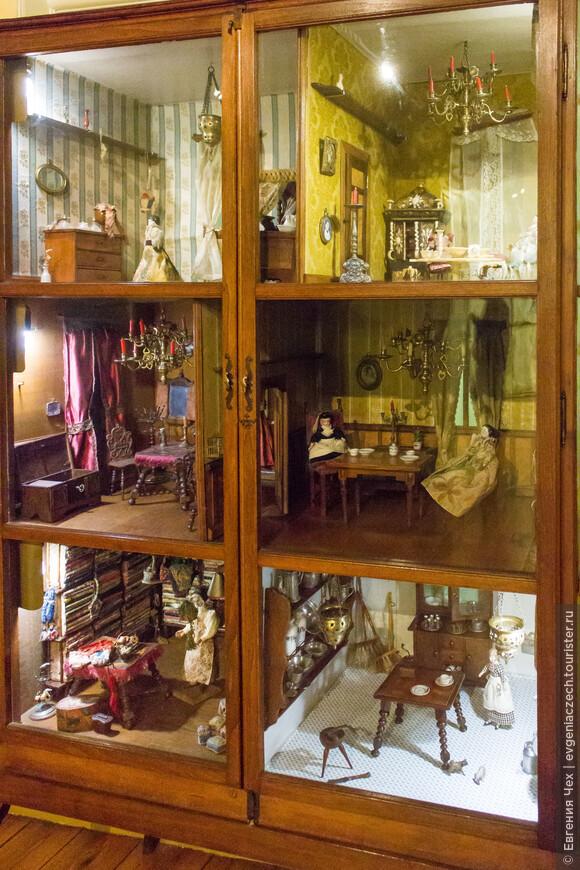 Кукольный дом, 19 век