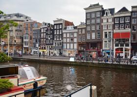 Амстердам и Схевенинген