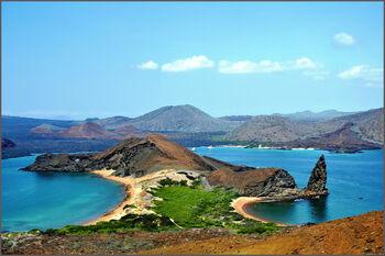 Галапагосские острова достопримечательности на карте