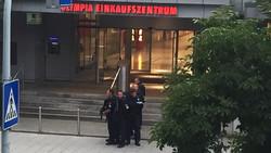 Стрельба в торговом центре в Мюнхене: 9 погибших, 21 раненый