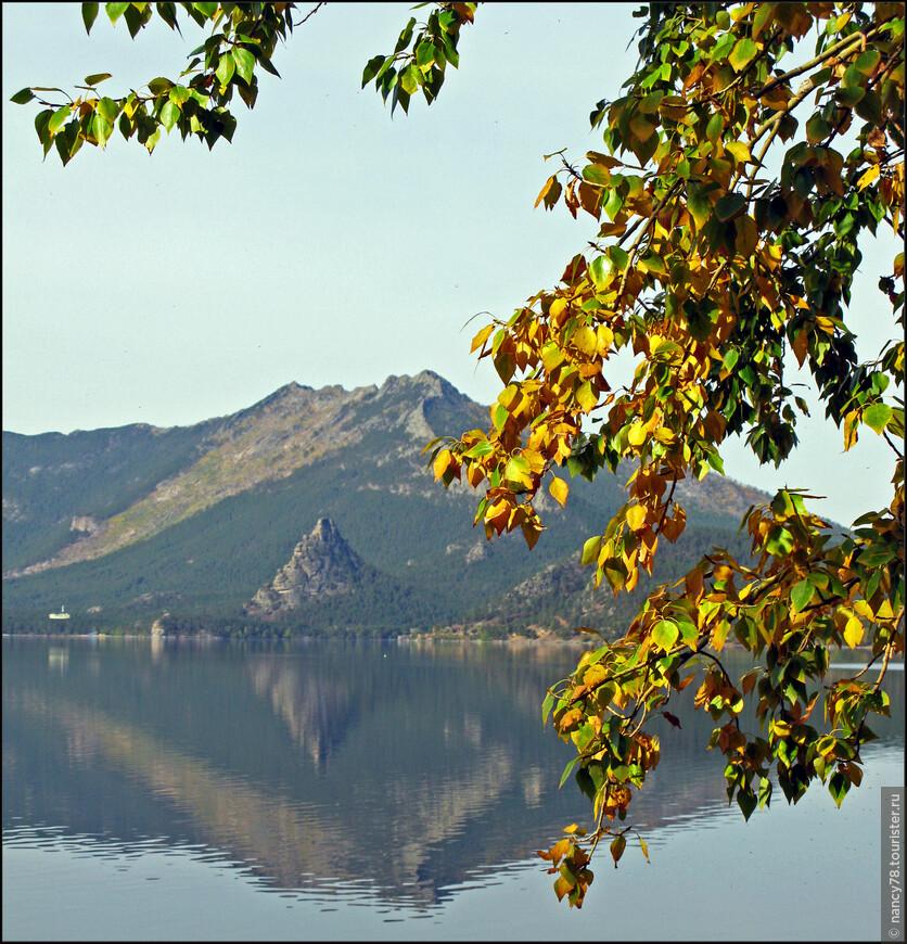 Осенью в Боровом.