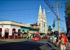 Сан-Сальвадор - от Оскара Ромеро до парка Кускатлан