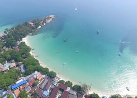 Таиланд с коптера, часть 2 - острова