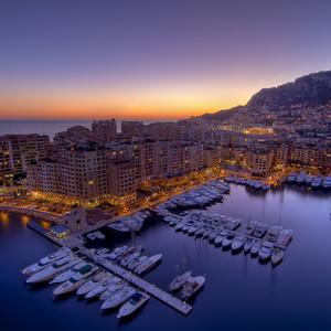 Мой взгляд на Монако