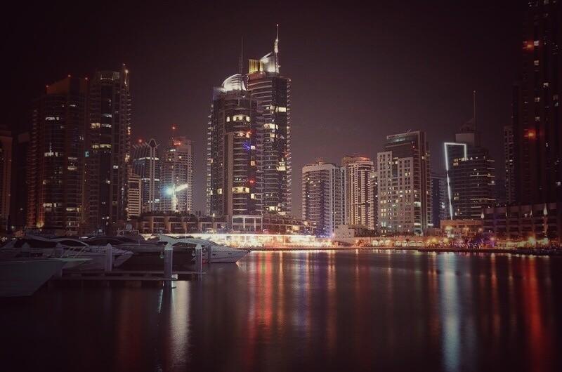 Дубай Марина - это шикарный, элитный район в самом сердце «нового Дубая»