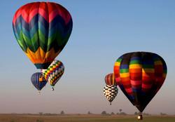 Фестиваль воздухоплавания пройдет в Ростове-на-Дону