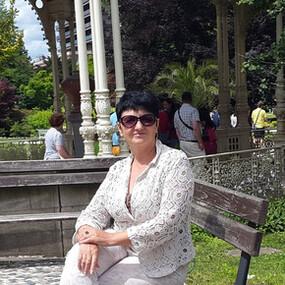 Валентина Буренкова