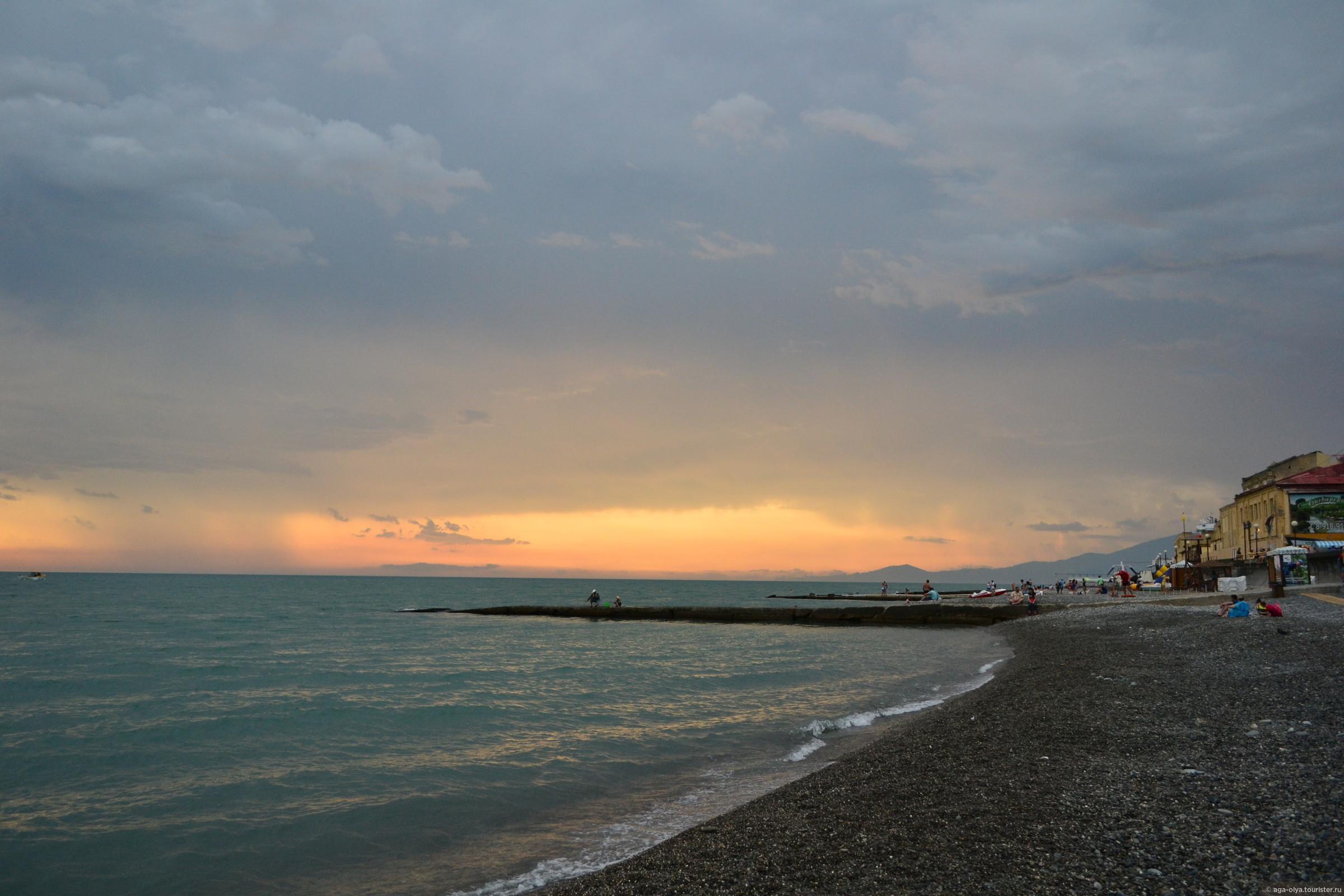пляж адлер картинки является одним