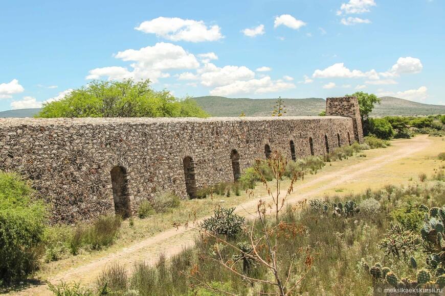 Шахта Санта Брихида/ Mina de Santa Brigida.