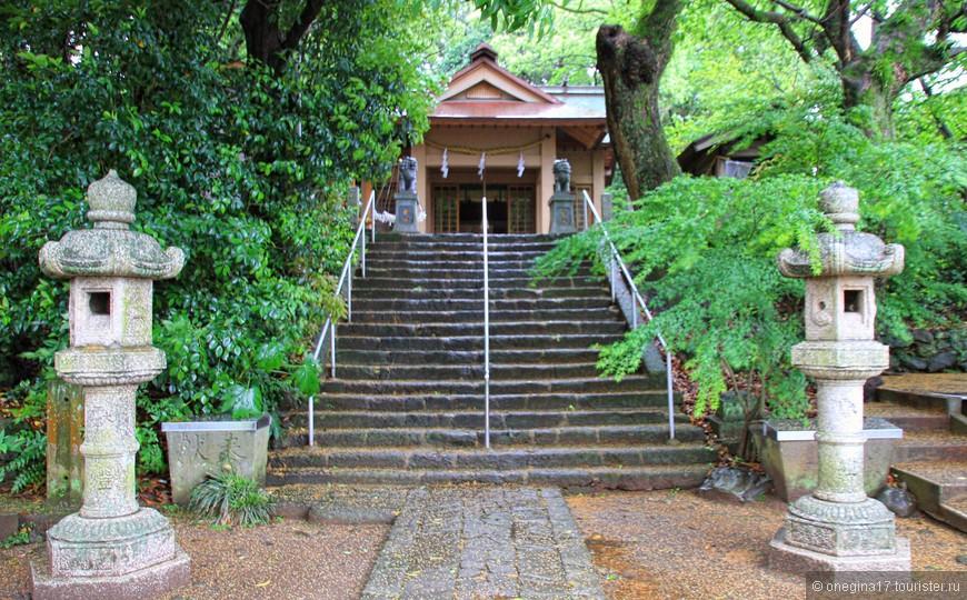 Что за Япония без храмов? Храм Сури.
