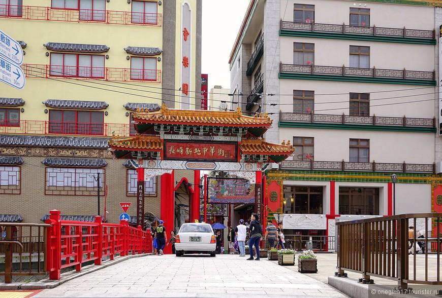 Китайский анклав в Японии - квартал Синти. Китайцы здесь совершенно другие...
