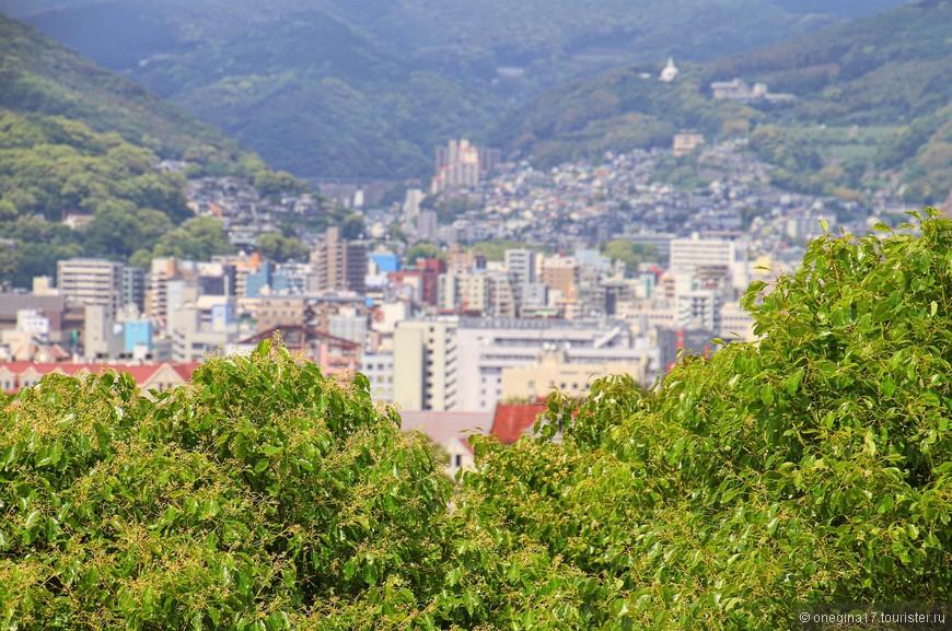 В Нагасаки состояние души достигает максимального комфорта, наслаждаясь жизнью...