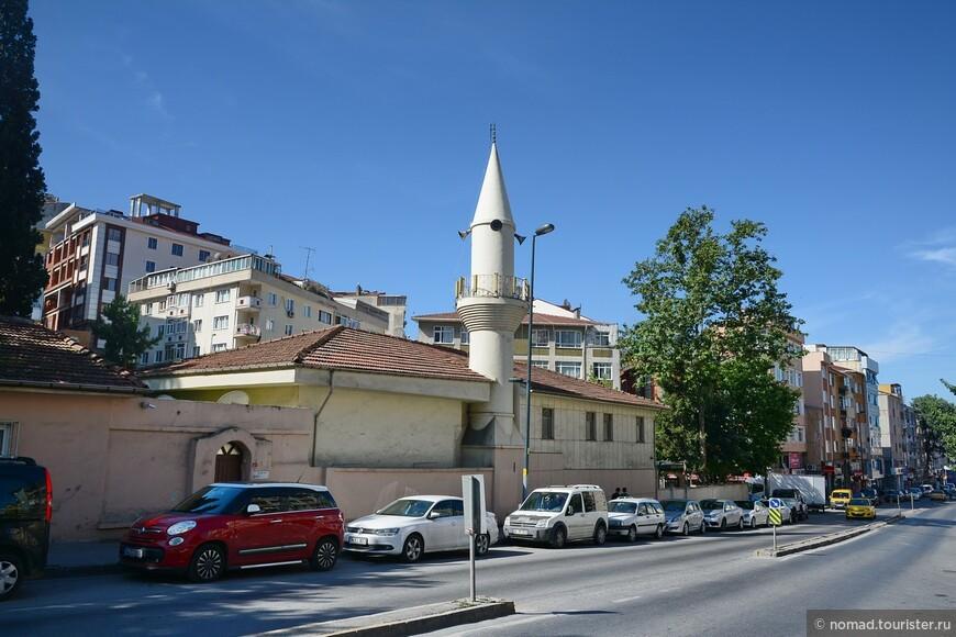 Мечеть Февзие Хатун