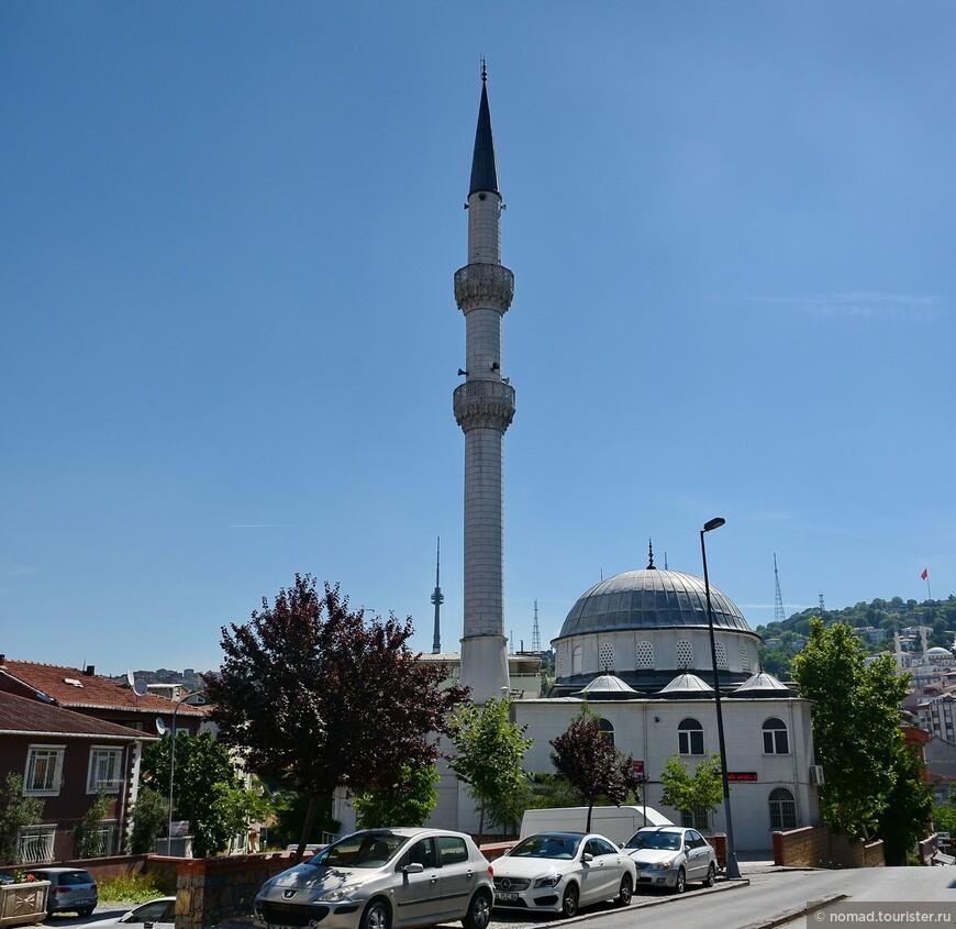 Мечеть Полис Эвлери.
