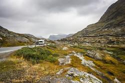 В Норвегии автобус с украинскими туристами попал в ДТП