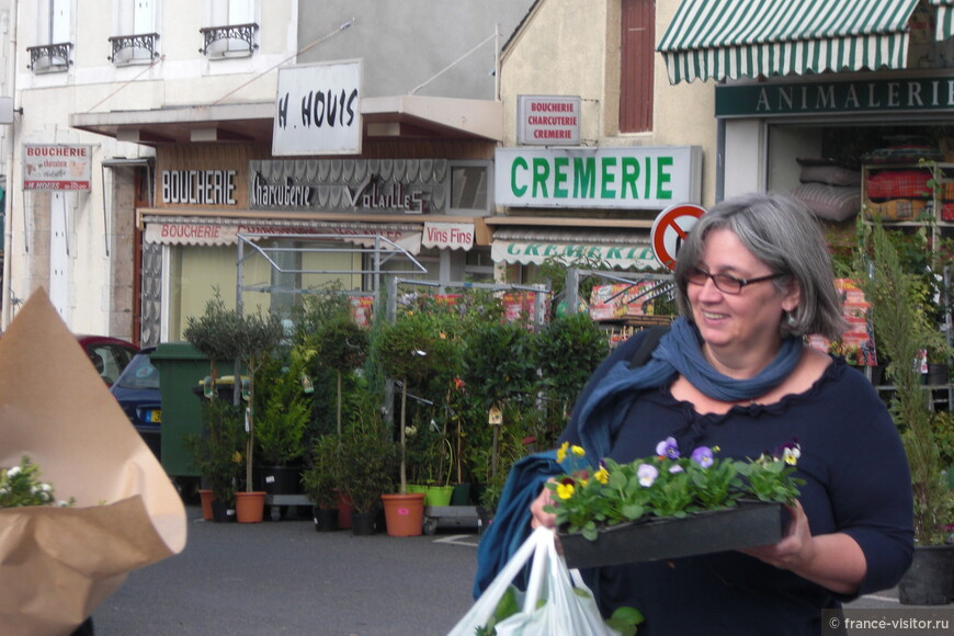 Французы - увлеченные садоводы
