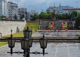 Екатеринбург глазами туриста. Июль 2016 г.